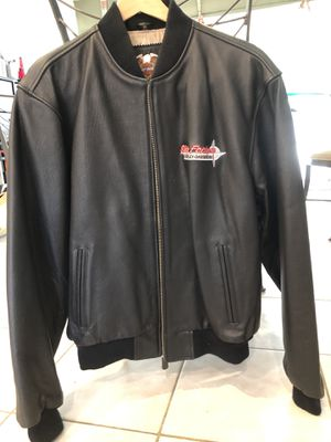 Harley- Davidson Leather Motorcycle Jacket - Men's M for Sale in Tustin, CA