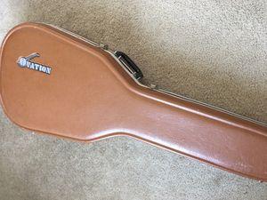 Ovation vintage hard guitar case for Sale in San Francisco, CA