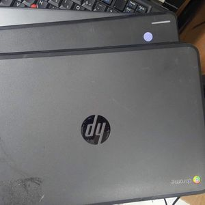 Wholesale Lot Of 10 Pcs/HP Chromebook Duo Laptop Computer Chromebook WiFi Webcam HDMI Processor: 2.0ghz Core 2 Duo Memory: 2Gb Ram Harddisk: 16GB SSD for Sale in Queens, NY