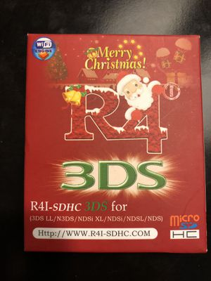 R4i soft mod car for Nintendo 3ds for Sale in Pickerington, OH