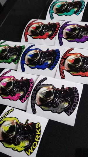 Custom Decals for Sale in Springfield, OR