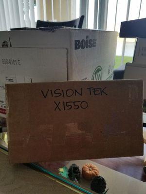 Vision Tek X1550 for Sale in West Palm Beach, FL