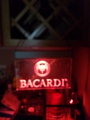 Bacardi Bar Lighted Sign for Sale in Atlanta, GA