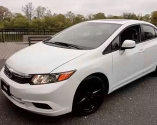 2012 Honda Civic Lx Every Option for Sale in Edgewood,  FL
