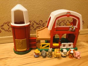 Fisher Price Little People Discovery Sounds Farm Toy for Sale in Payson, AZ