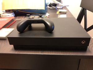 Xbox one X 1tb for Sale in Stratford, CT