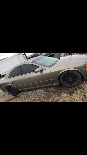 2001 Lincoln LS for Sale in Ashley, OH