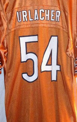 Brian Urlacher Chicago Bears Reebok Jersey Size XL for Sale in Glenview,  IL