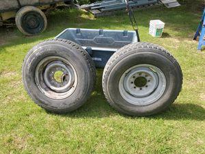 Tires and rims for Ford E350 for Sale in Cordova, TN