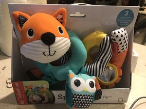 Infantino Car seat Toy for Sale in DeLand, FL