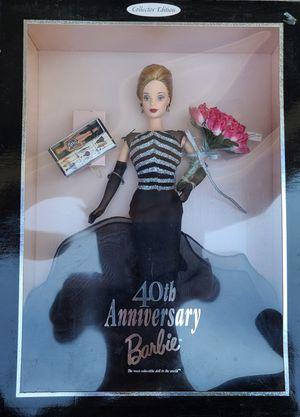 40th Anniversary Edition Barbie for Sale in Wilmington, CA
