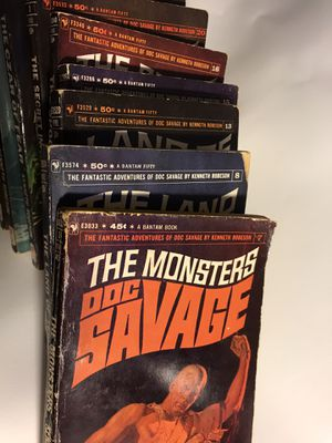 Doc Savage Collection for Sale in San Francisco, CA