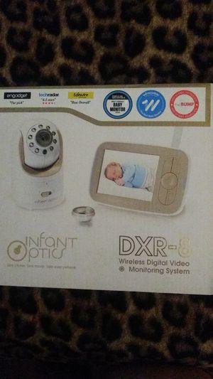 Infant Optics DXR8 wireless digital video monitoring system for Sale in Pomona, CA