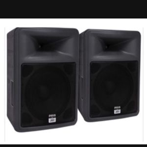 Set Of 2 Profesional Peavey Speakers for Sale in Casselberry, FL