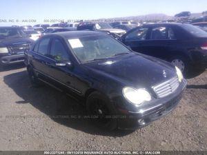 2006 Mercedes Benz C class for parts for Sale in Phoenix, AZ