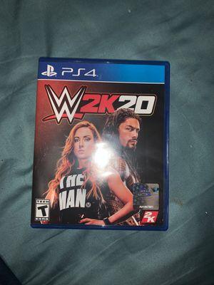 WWE 2k 20 for Sale in Phoenix, AZ
