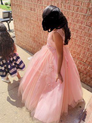 Mini me - quinceañera dress —— vestido de quinceañera para niña for Sale in Gaithersburg, MD