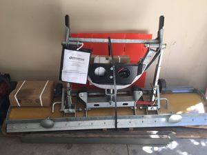 Brand New FirstTrax Snowplow for Sale in Rochester, MI