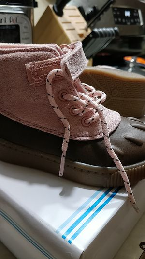 New size 6 toddler boots for Sale in Mount Vernon, WA