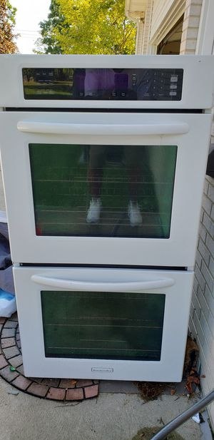 Kitchen Aide 30 inch Double Oven for Sale in Lathrup Village, MI