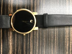 Movado watch works great new battery installed for Sale in Seattle, WA
