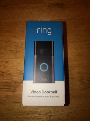 New Ring Video Doorbell 2020 Model for Sale in The Bronx, NY