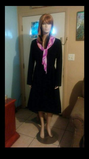 Ladies Black Coat Size Medium, It Runs Big. ( Pick Up Only ) Thank you for Sale in Orlando, FL