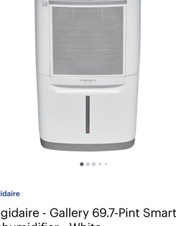 Frigidaire 70 Pint Smart Dehumidifier for Sale in Beaverton,  OR