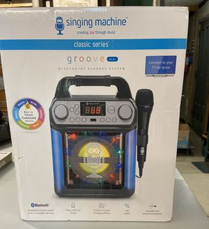 Singing Machine Groove Mini for Sale in Jackson, MS