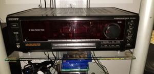 Sony stereo receiver for Sale in Wilmington, DE