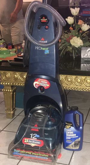 Bissell ProHeat Carpet Cleaner/Steamer for Sale in West Covina, CA