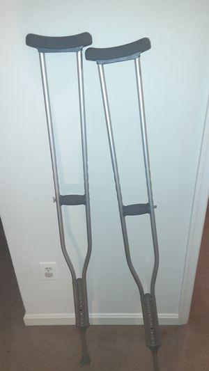Adjustable Underarm Crutch for Sale in Ashburn, VA