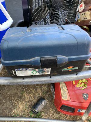 Tackle box for Sale in Dixon, CA