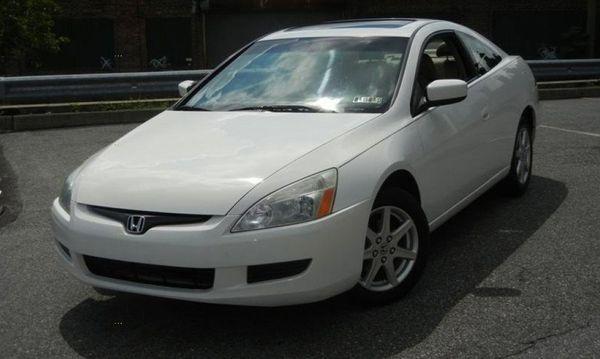 2003 Honda Accord EX Asking for $600.