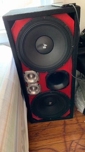 Chuchero EV 12 for Sale in Queens, NY