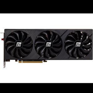 PowerColor Fighter AMD Radeon RX 6800 Gaming Graphics card with 16GB GDDR6 Memory for Sale in Auburn, CA