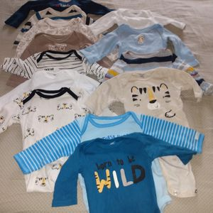 0-3 Months Long Sleeve Body Suits for Sale in Baldwin Park, CA