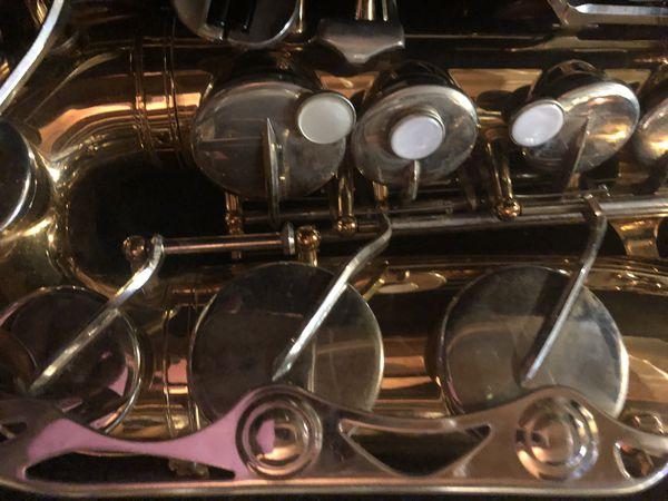 Vito Saxophone pearl coating