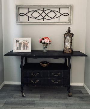 Elegant vintage buffet-entry table-credenza-Dresser for Sale in Peoria, AZ
