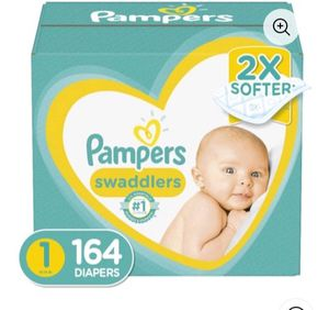Pamper Swaddlers Diapers ALL SIZES for Sale in Fairview Heights, IL