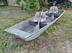12 ft John Boat for Sale in Taunton, MA