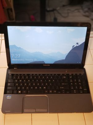 Toshiba fully loaded Microsoft office and antivirus for Sale in Clovis, CA