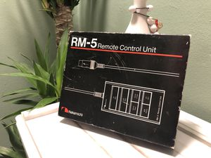 Nakamichi RM-5 REMOTE CONTROL BRAND NEW for Sale for sale  Queens, NY