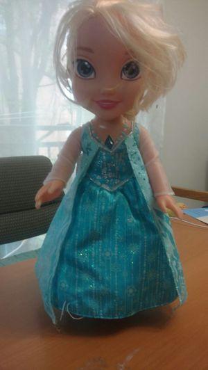 Disney princess Elsa doll for Sale in Arlington, VA