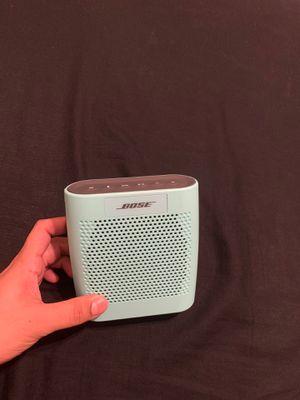 Bose Color speaker (light blue) for Sale in Tolleson, AZ