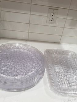 party plastic trays for Sale in Oregon City,  OR