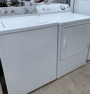 Ge washer and dryer @delivery available for Sale in Phoenix, AZ