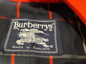 Burberry red jacket for Sale in Austin, TX