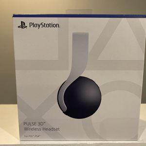 Sony PlayStation Pulse 3D Wireless Headset for Sale in Oak Lawn, IL