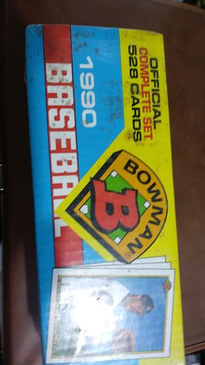 1990. Brown b baseball card for Sale in Dearborn Heights, MI